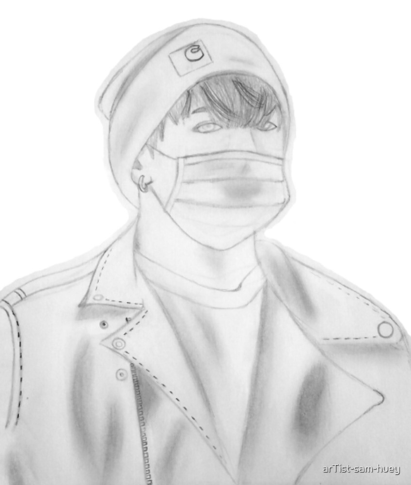 Jungkook by arTist-sam-huey