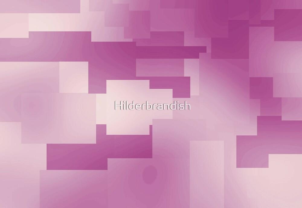Hilderbrandish Original #3 Pink by Hilderbrandish