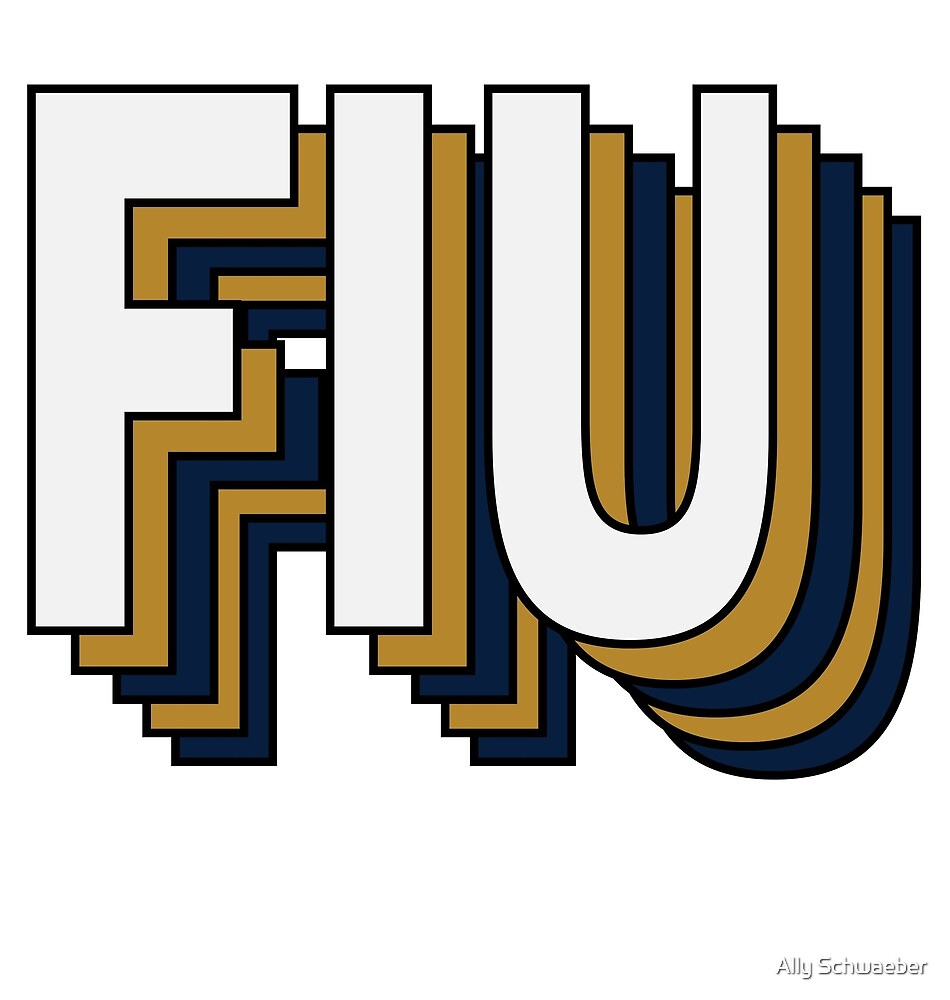 FIU Stack by Ally Schwaeber
