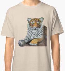 Hilary  Robinsons tigers paw  Classic T-Shirt