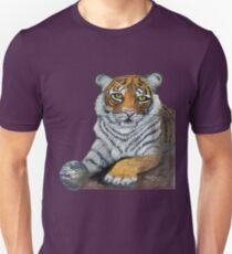 Hilary  Robinsons tigers paw  T-Shirt
