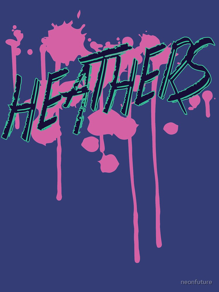 Heathers the Musical Freeze Your Brain by neonfuture