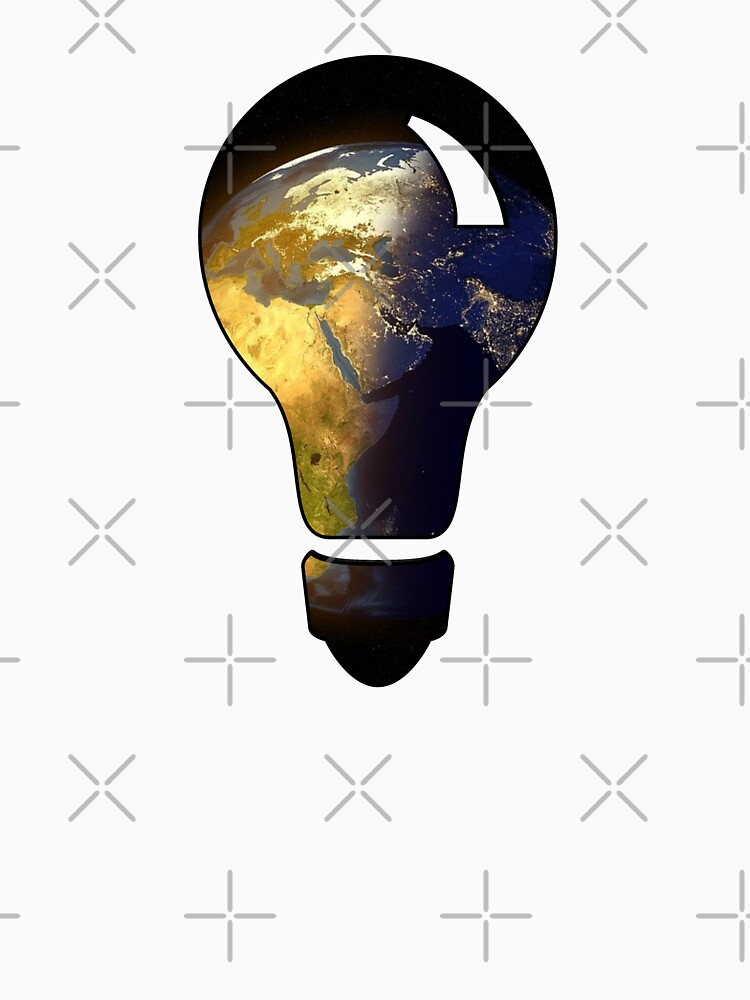 THE WORLD IN A LIGHT BULB by phys