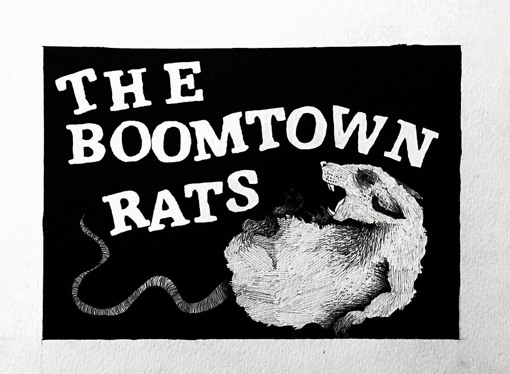 The boomtown rats by Kongobongo413