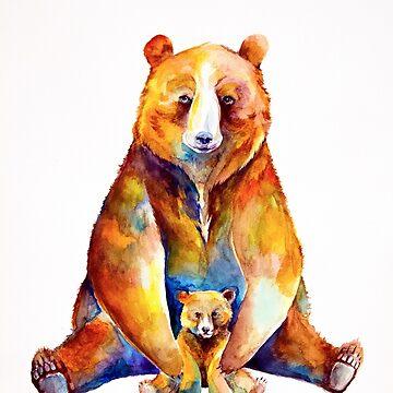 Bear Necessities  by marcallante