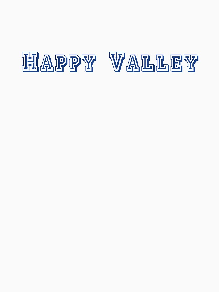 Happy Valley by CreativeTs