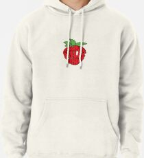 Strawberry Fields Forever  Pullover Hoodie