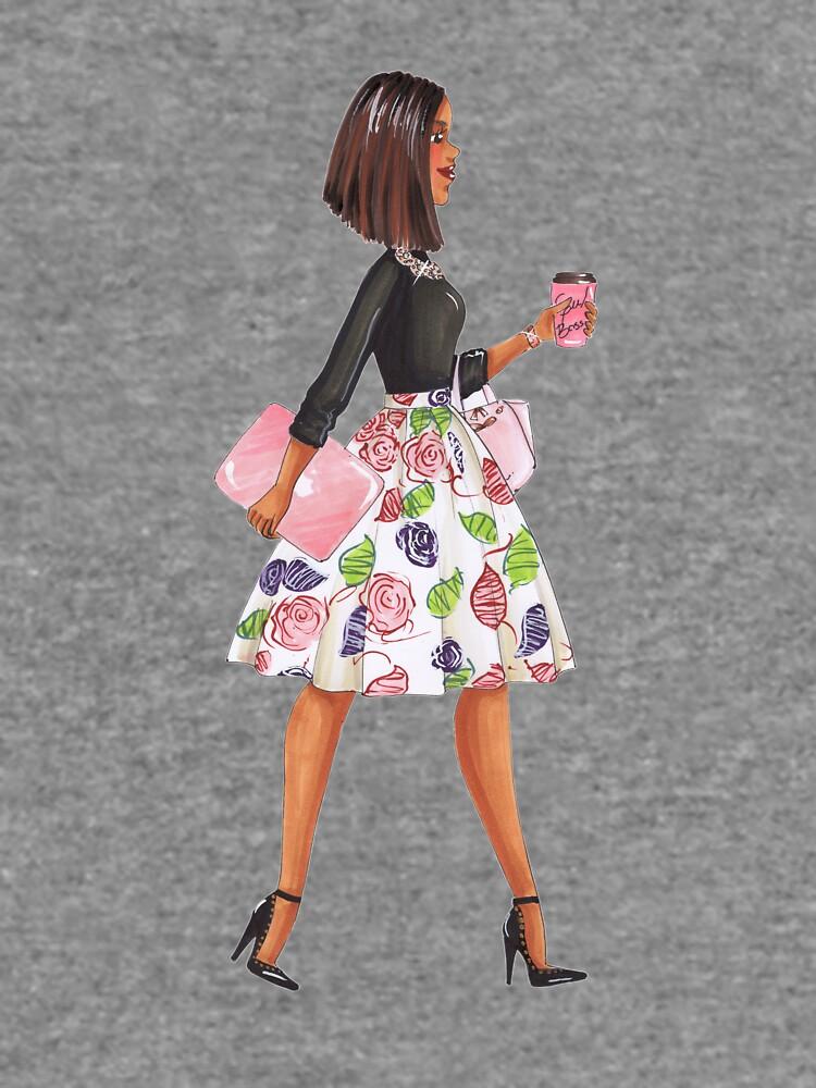 brunette girl boss 2  by reyniramirezfi