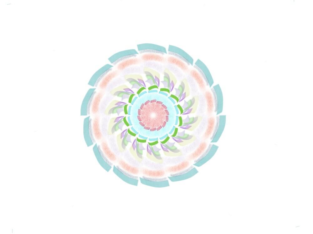 Mandala by megomyeggo14
