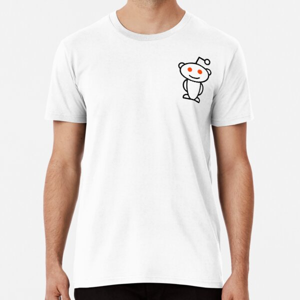Reddit Snoo Premium T-Shirt