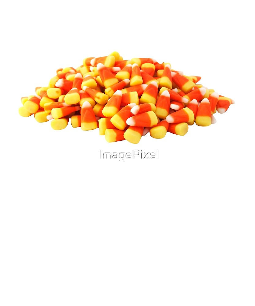 Halloween Trick Or Treat Candy Corn by ImagePixel