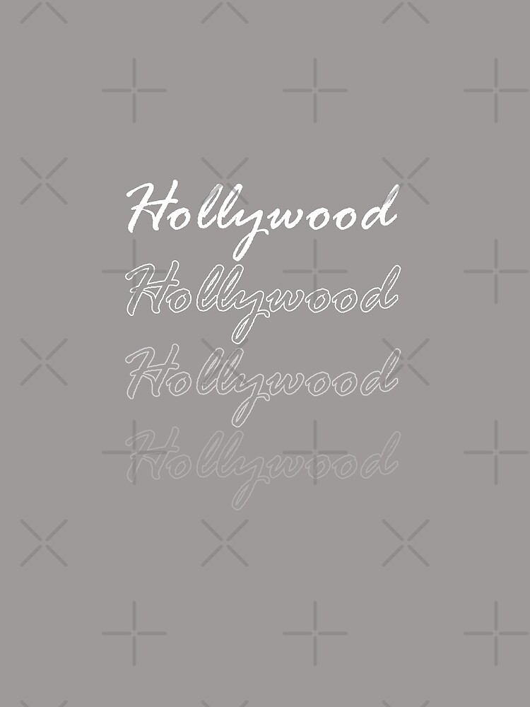 Hollywood Fade by SoCalKid