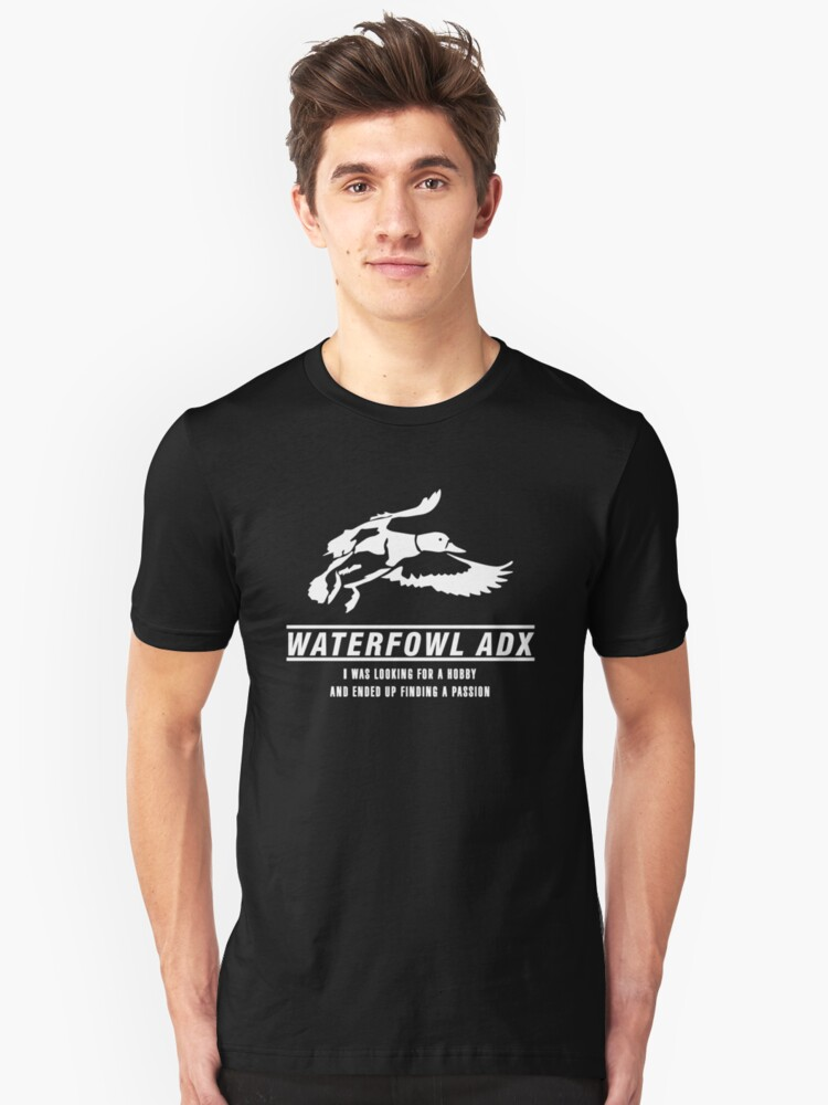 Waterfowl ADX Unisex T-Shirt Front