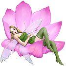 Fairy Sleeping by dashinvaine