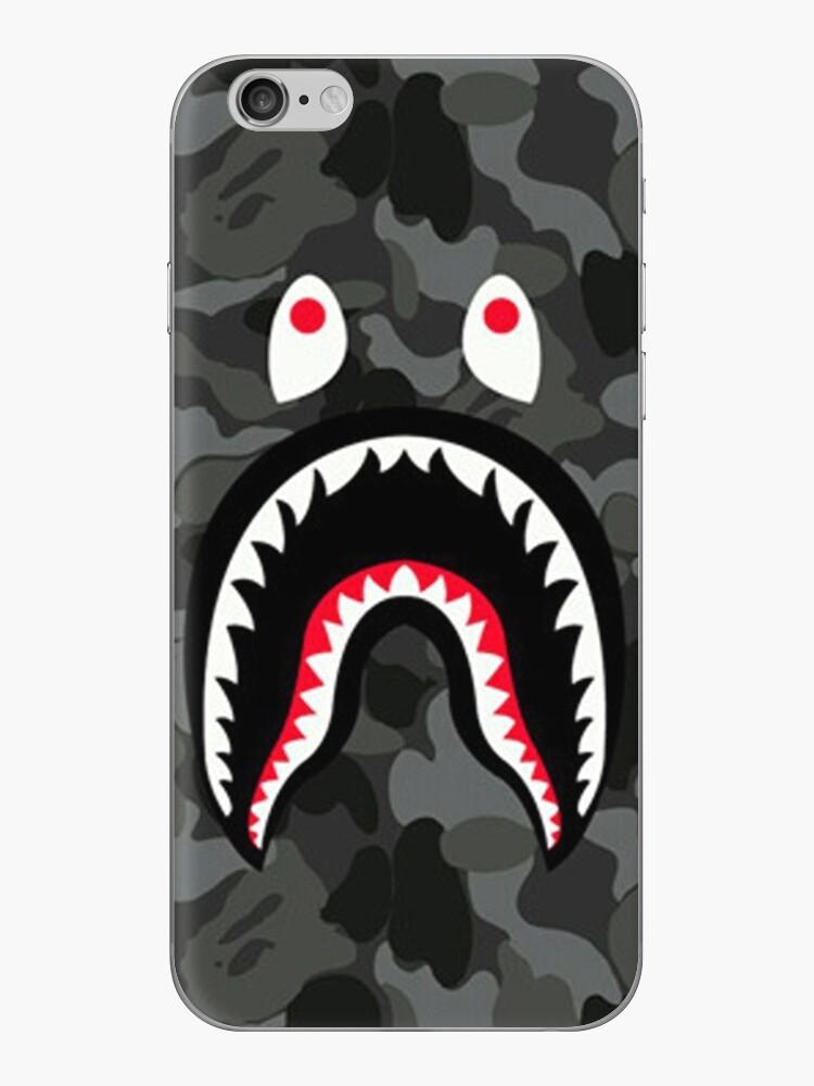 Bape shark Black Army by NicholasPer