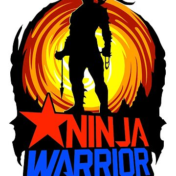 Ninja warrior by aixaauau47