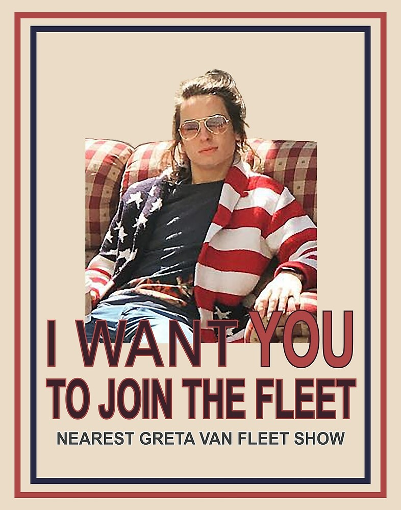 Uncle Sam Wants YOU To Join The Fleet! by notsammygvf