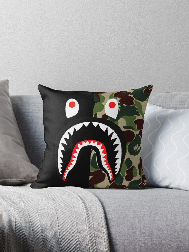 Bape shark black by NicholasPer