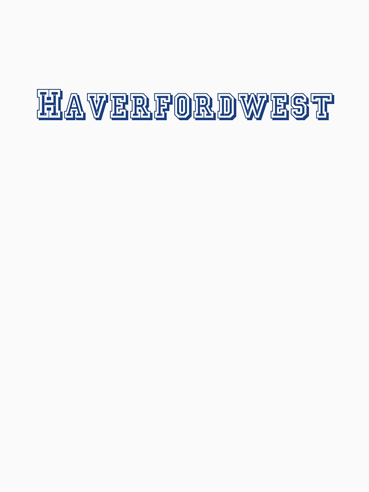 Haverfordwest by CreativeTs