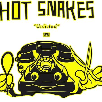 Hot Snakes by nandratrisman