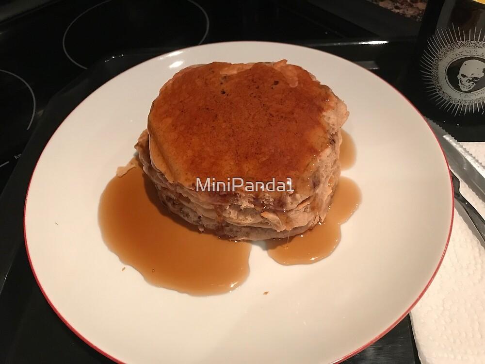 Fluffiest pancake ever! by MiniPanda1