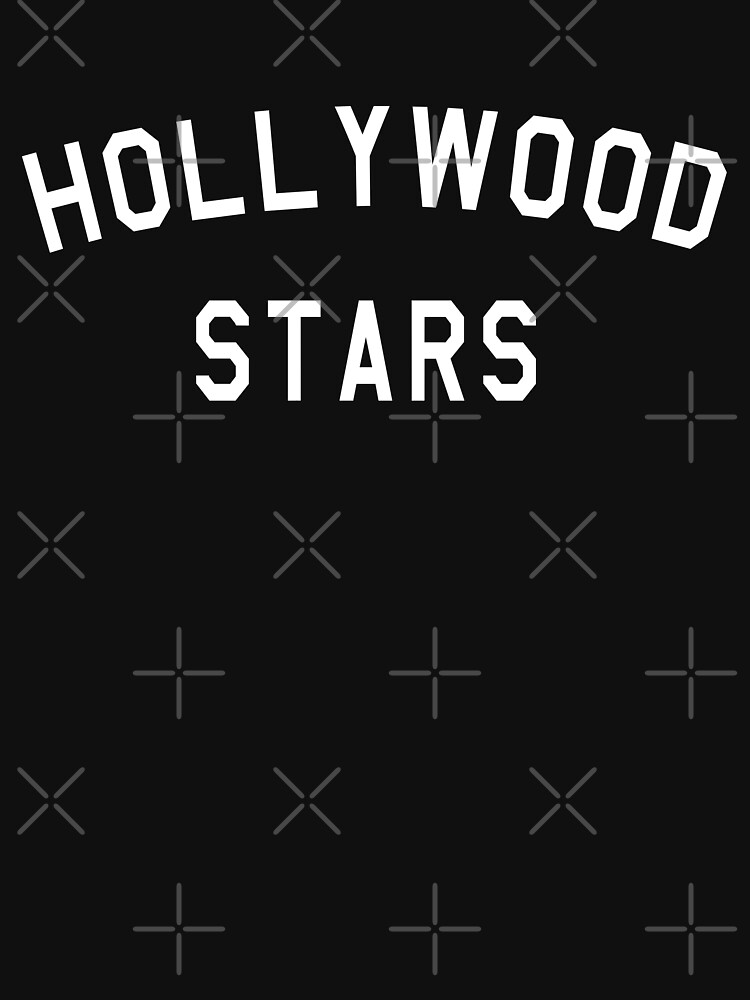 Hollywood Stars (White) - As Worn by Thom Yorke by PissAndVinegar