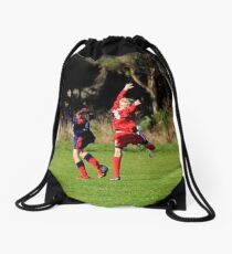 ..... and if you're going ... to San ..Fran ... cisco .... be sure to wear .... Drawstring Bag