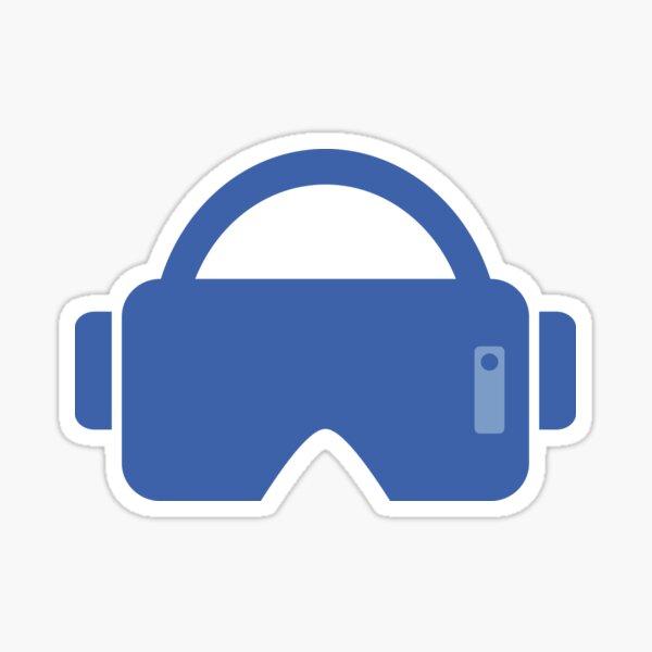 Virtual Reality Headset Sticker