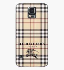 Burberry roter Teufel Hülle & Skin für Samsung Galaxy