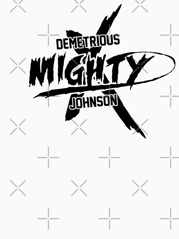 Demetrious Johnson Mighty Signature by MillSociety