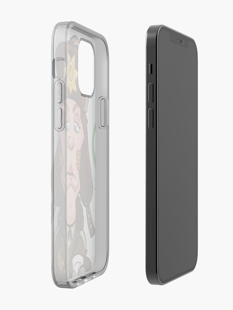 Alternate view of Morning Sickness iPhone Case & Cover