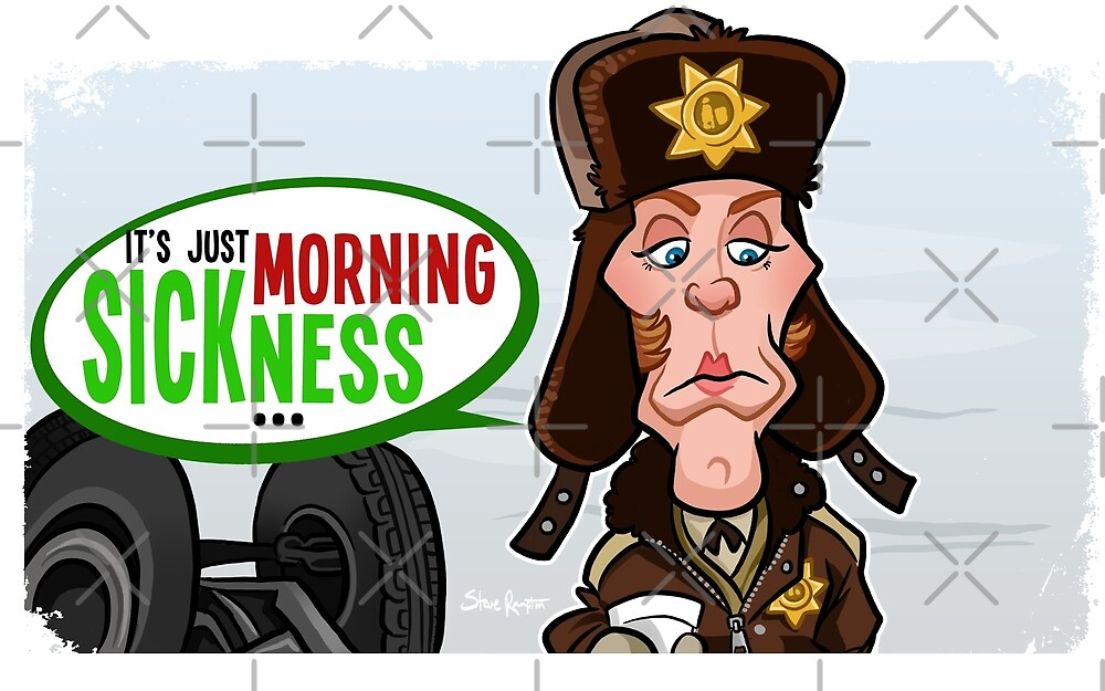 Morning Sickness by binarygod