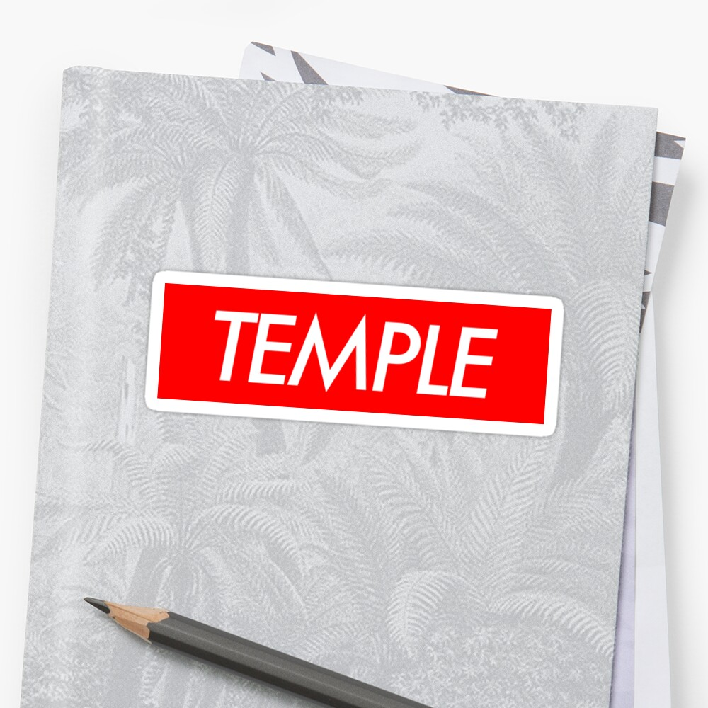 Temple University by Patricia Hart