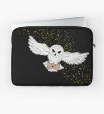 Owl Flight Tote Bag Laptop Sleeve