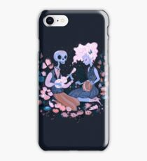 Rhythm of Grief (Day of the Dead) iPhone Case/Skin