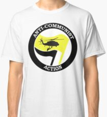Anti-communist Action Classic T-Shirt
