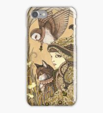 Harmony - 3 Of Charms iPhone Case/Skin