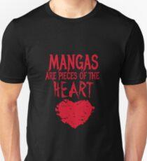 Mangas Unisex T-Shirt