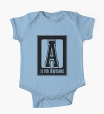 A is for Kids Clothes