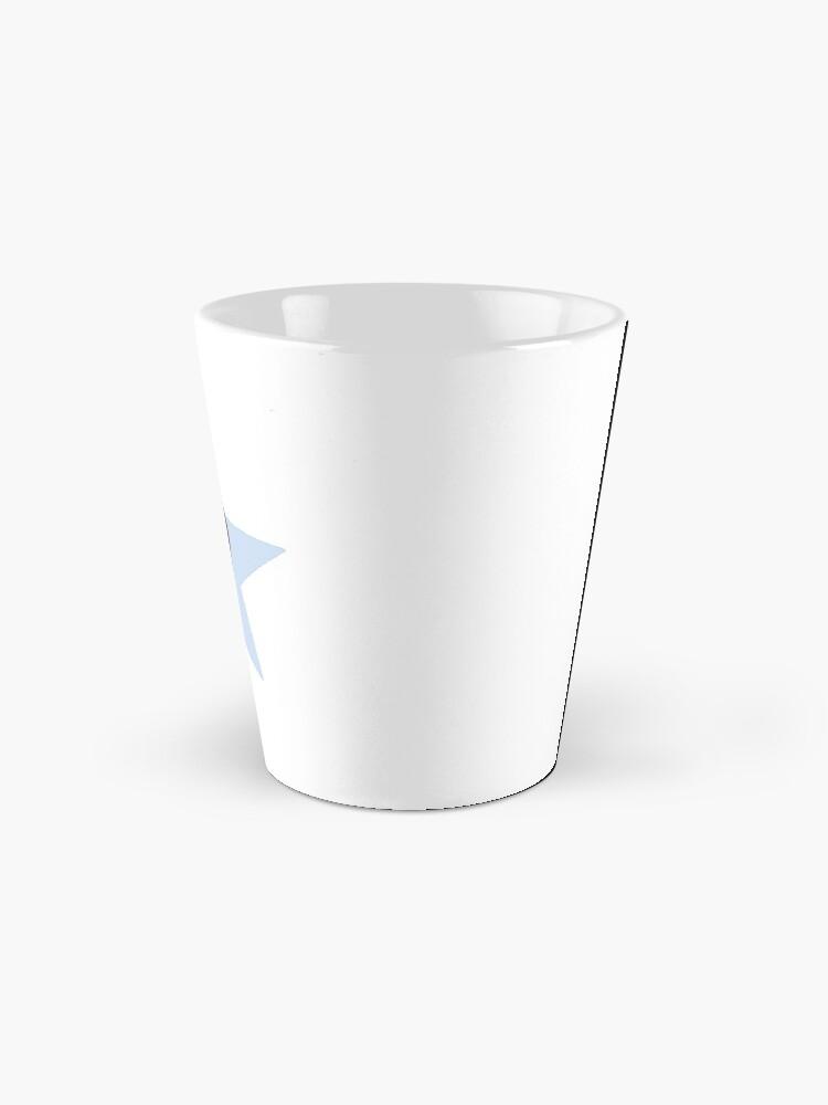 Alternative Ansicht von Andy Bernards Kaffeetassen-Stern - das Büro Tassen