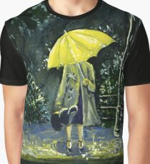 Yellow umbrella part 2 Graphic T-Shirt
