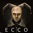 Character mock-up for Ecco by William Gray
