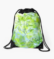 Velcome to my jungle Drawstring Bag