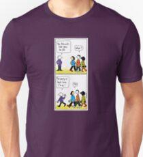 Feminists Gone Too Far Unisex T-Shirt