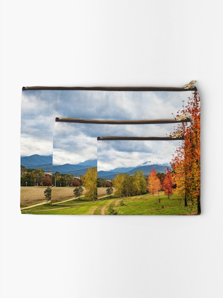 Alternate view of Road to heaven Zipper Pouch