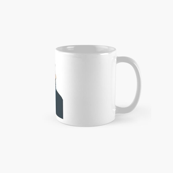 Captain Haddock Classic Mug