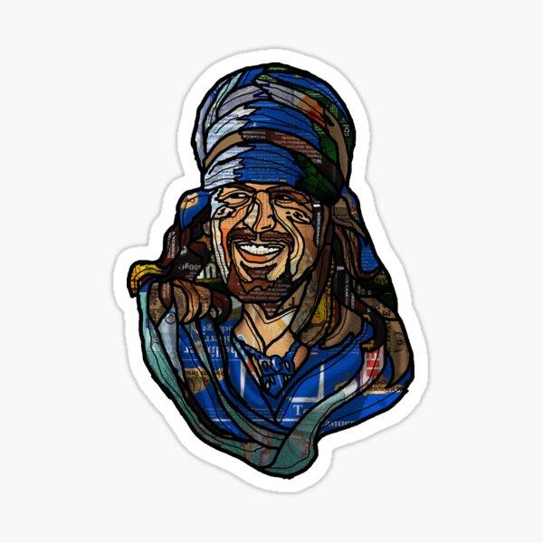 Ardeth Bay Sticker