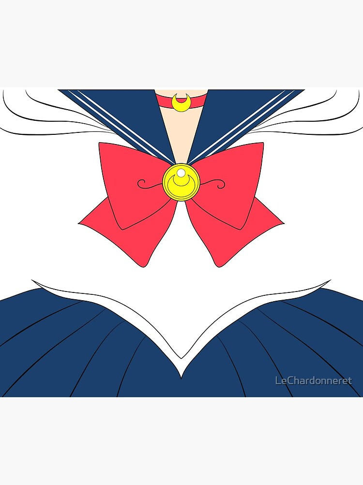 Sailor Moon - Easy Cosplay! by LeChardonneret