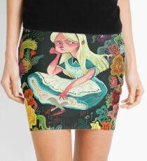 Minifalda Alicia en maravilla