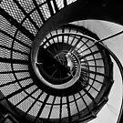 Going up by Jeffrey  Sinnock